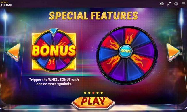 BGO Vegas featuring the Video Slots Mystery Reels with a maximum payout of $18,000