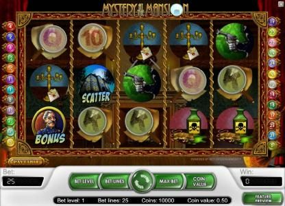 Play slots at Casino Sieger: Casino Sieger featuring the Video Slots Mystery At The Mansion with a maximum payout of $15,000