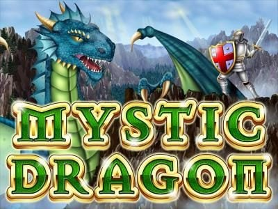 Slotter featuring the Video Slots Mystic Dragon with a maximum payout of $250,000