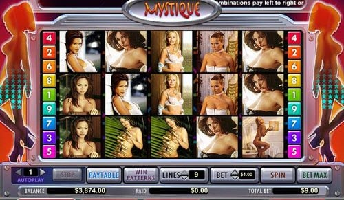 Play slots at Avalon78: Avalon78 featuring the video-Slots Mystique Club with a maximum payout of 15,000x