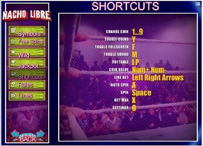 Play slots at Winstar: Winstar featuring the Video Slots Nacho Libre with a maximum payout of $15,000