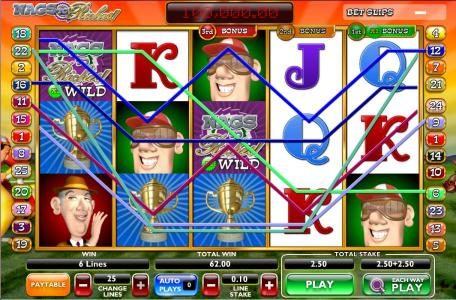My Win 24 featuring the Video Slots Nags to Riches with a maximum payout of 5,000x