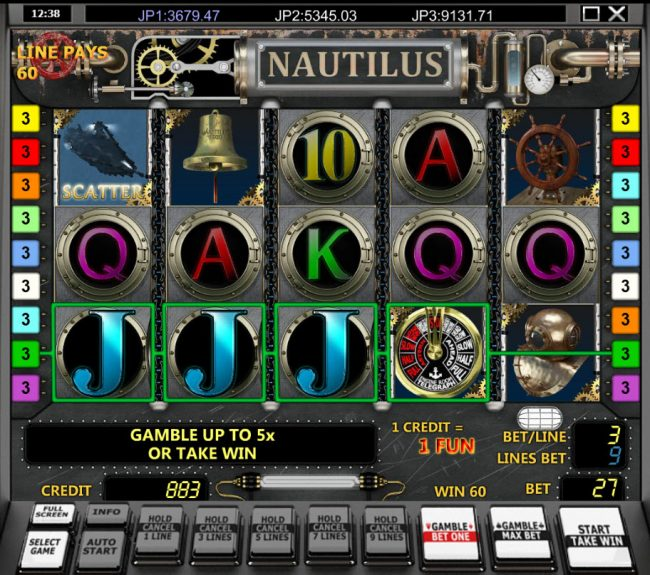 Nautilus :: Four of a kind