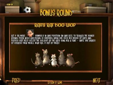 14 Red Casino featuring the Video Slots Ned and his Friends with a maximum payout of $1,250
