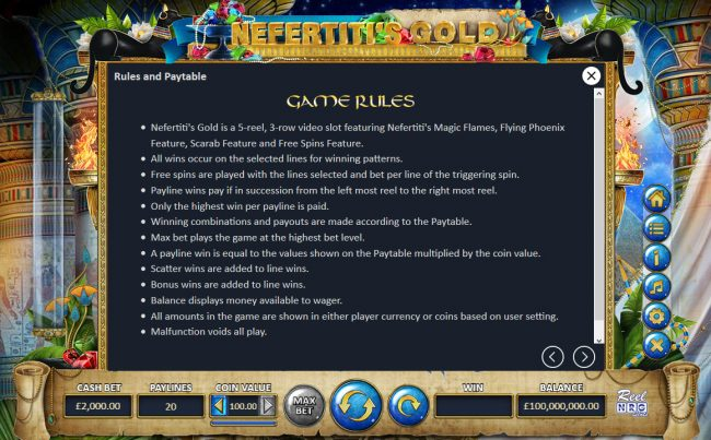 Basic Game Rules