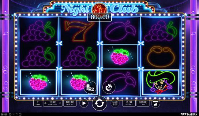 Night Club 81 :: Four of a kind