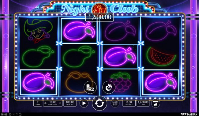Night Club 81 :: A winning four of a kind