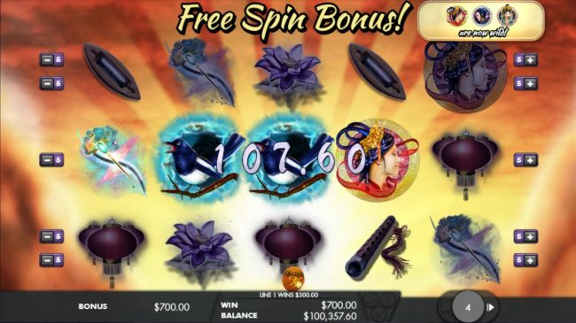 Jackpot Paradise featuring the Video Slots Night of Sevens with a maximum payout of $50,000