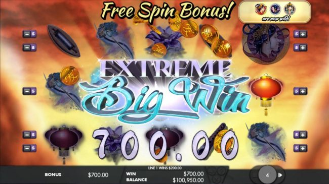 Play slots at Thrills: Thrills featuring the Video Slots Night of Sevens with a maximum payout of $50,000