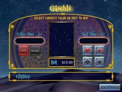 Mission 2 Game featuring the Video Slots Nights of Sahara with a maximum payout of Jackpot