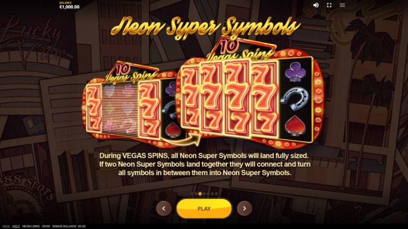 Neon Links :: Neon Super Symbols