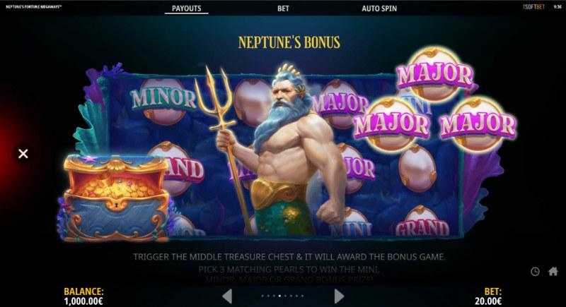 Neptune's Fortune :: Bonus Feature