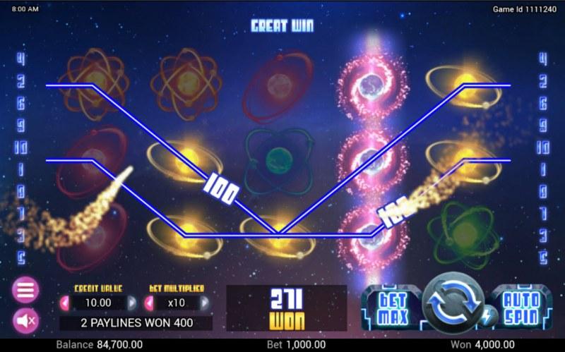 Neutron Star :: Multiple winning paylines