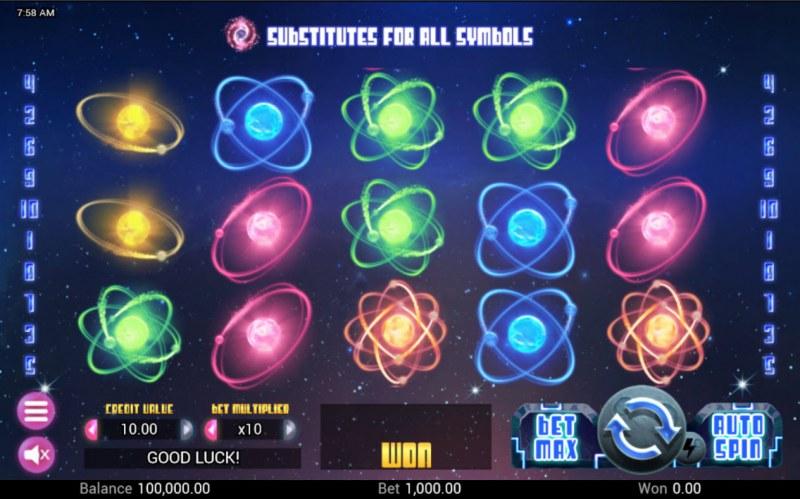 Neutron Star :: Base Game Screen