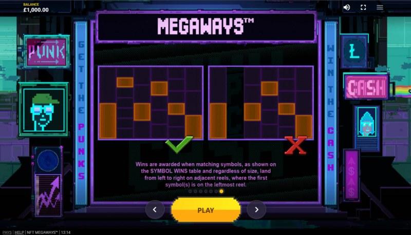 NFT Megaways :: Megaways