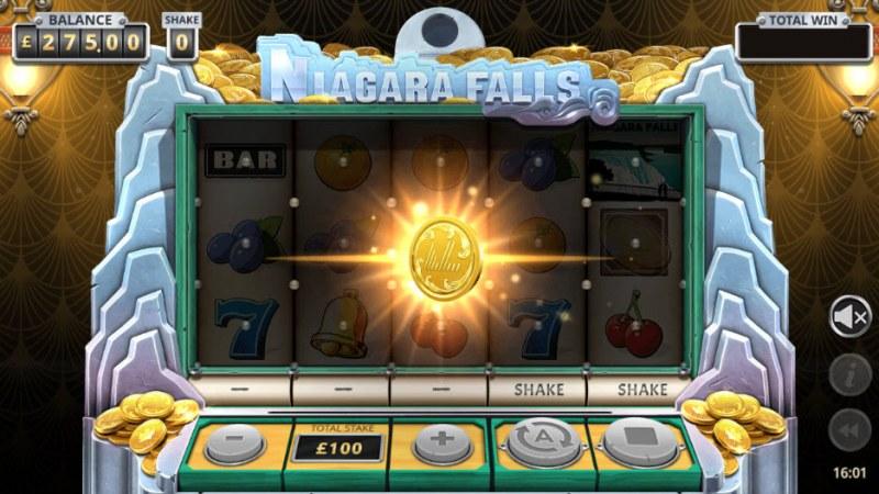 Niagara Falls :: Collect gold coins for enchanced game play