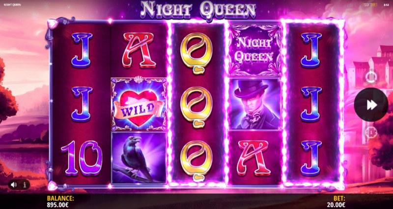 Night Queen :: Reel Swap Activated