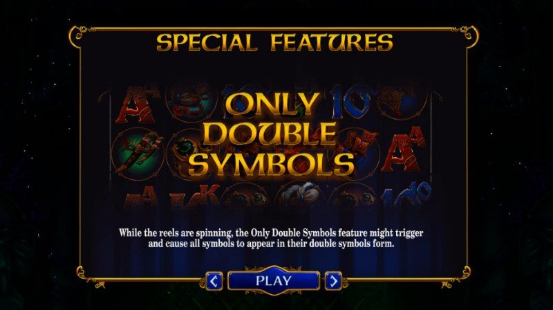 Nights of Magic Expanded Edition :: Only Double Symbols