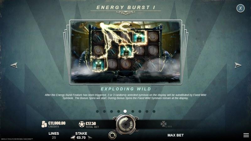 Nikola Tesla's Incredible :: Exploding Wild
