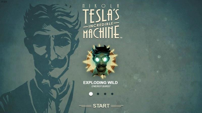 Nikola Tesla's Incredible :: Introduction