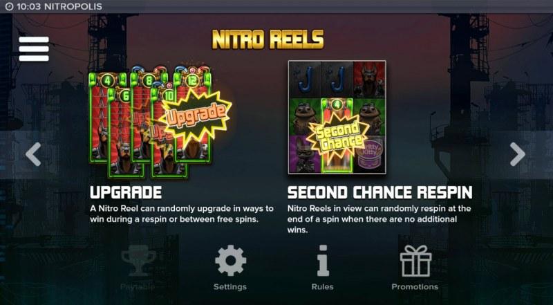 Nitropolis :: Nitro Reels