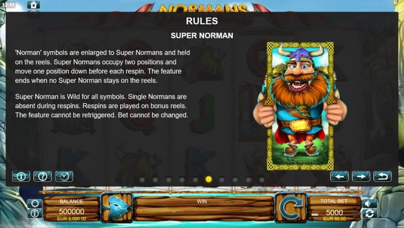 Normans :: Super Mornan