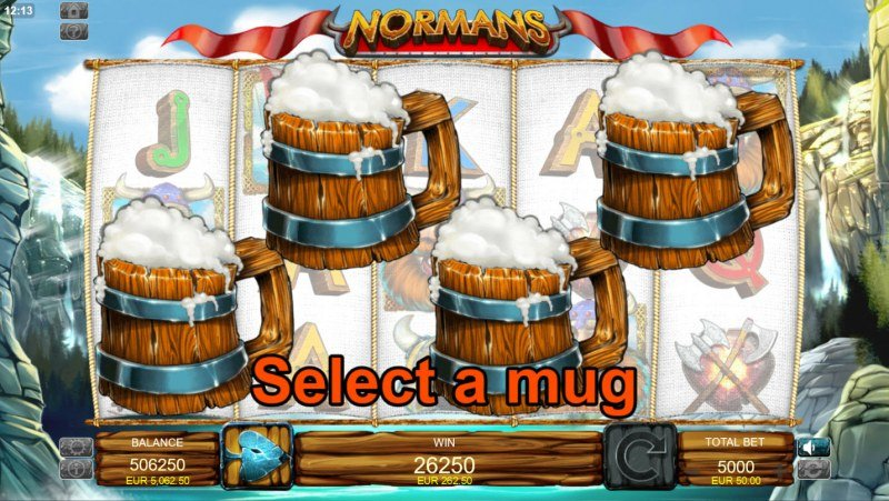 Normans :: Select a Mug