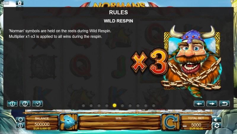 Normans :: Wild Respin