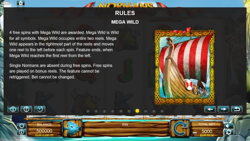 Normans :: Mega Wild