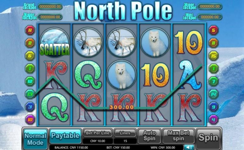North Pole :: Four of a kind