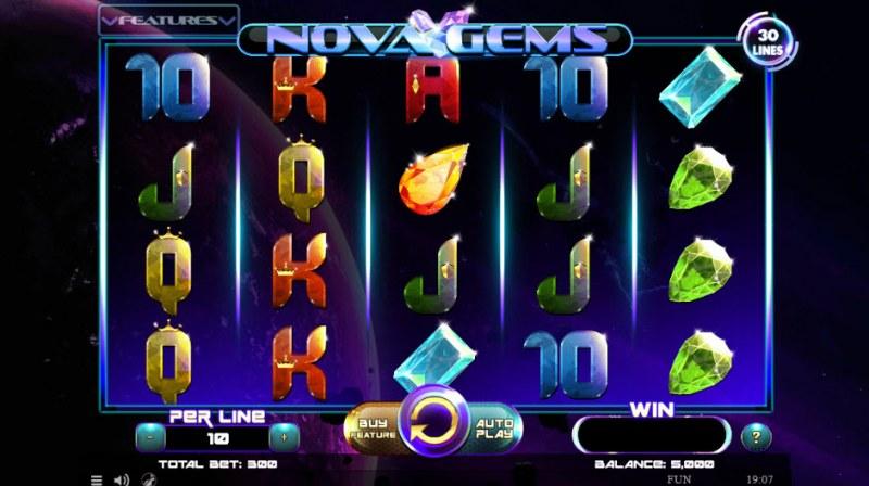 Nova Gems :: Main Game Board