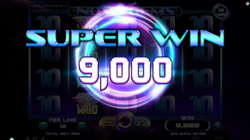 Nova Gems :: Super Win