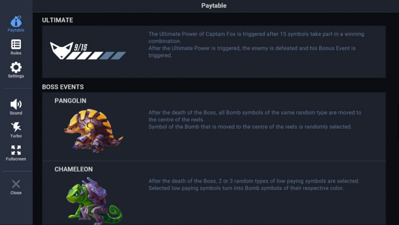 Nuke World :: Feature Rules