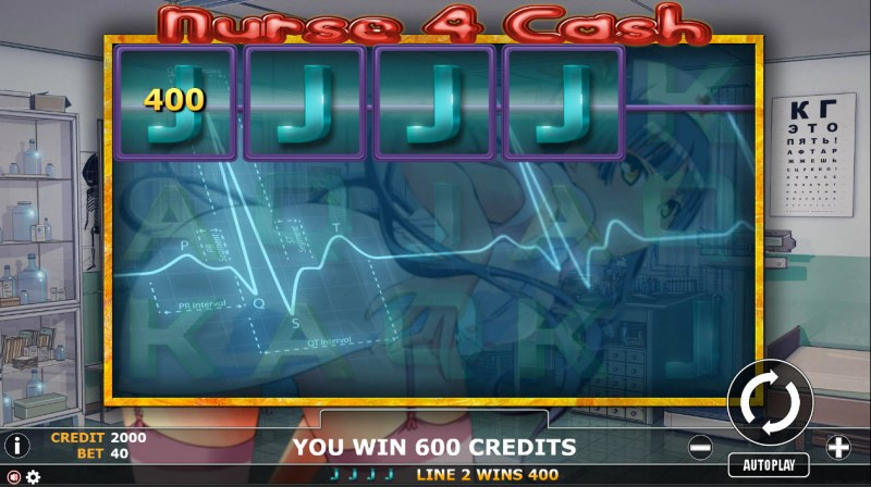 Nurse 4 Cash :: A winning 4 of a kind