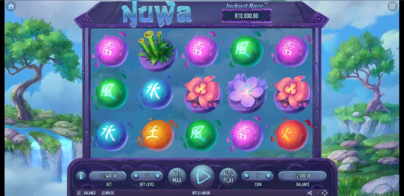 Nuwa :: Main Game Board
