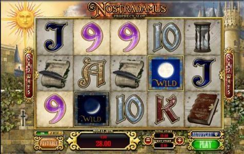typical multi-winning payline jackpot