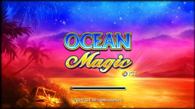 Play slots at Lucky Thrillz: Lucky Thrillz featuring the Video Slots Ocean Magic with a maximum payout of $25,000,000