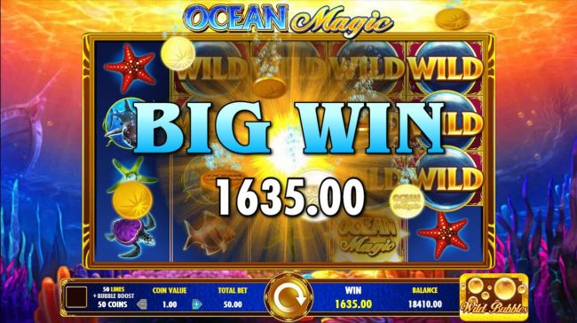 Igt Ocean Magic Slot Machine Review A Igt Player Favorite