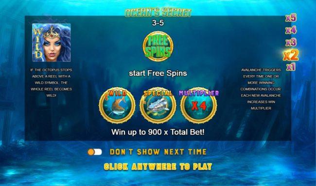 Ocean's Secret :: Introduction