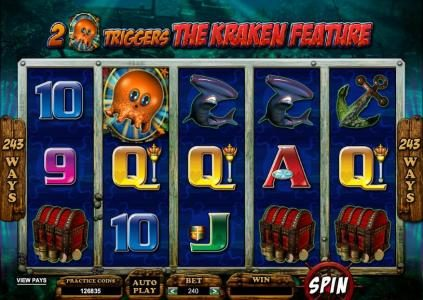 Rich Casino featuring the Video Slots Octopays with a maximum payout of $4,000