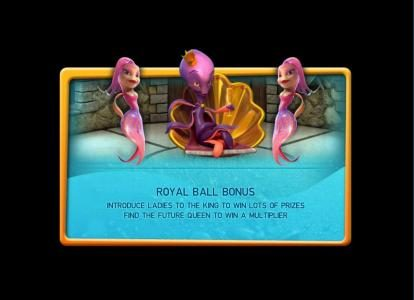 Jetbull featuring the Video Slots Octopus Kingdom with a maximum payout of $7,500