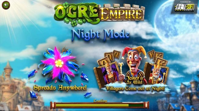 Play slots at Big Dollar: Big Dollar featuring the Video Slots Ogre Empire with a maximum payout of $25,000