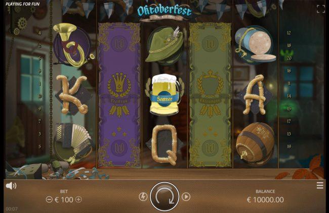 Oktoberfest :: Main Game Board