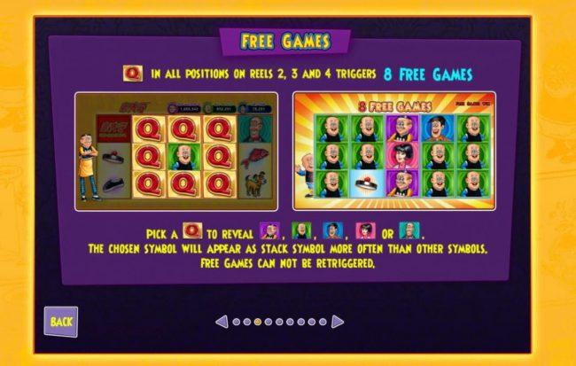 Old Master Q :: Free Games Bonus Rules
