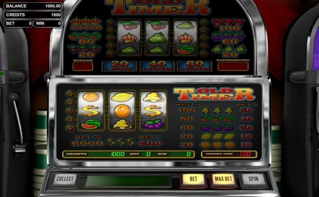 Play slots at 24 Vip: 24 Vip featuring the Video Slots Old Timer with a maximum payout of $30,000
