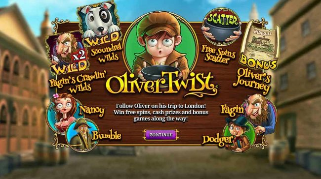 Game features include: wild multiplier, scatters, bonus and free spins.