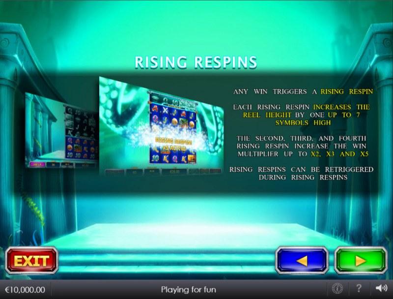 Oceanus Rising :: Rising Respins