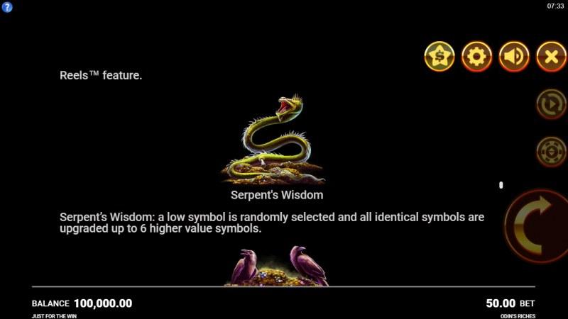 Odin's Riches :: Serpent's Wisdom