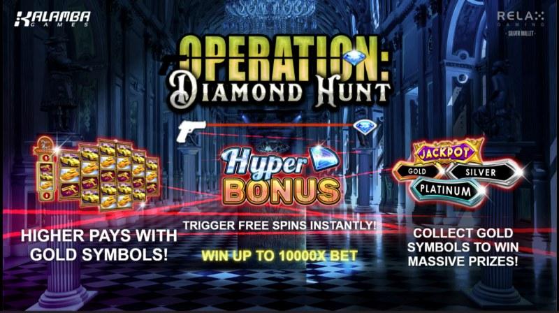 Operation Diamond Hunt :: Introduction