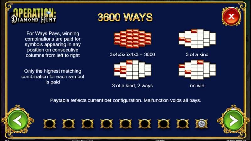 Operation Diamond Hunt :: 3600 Ways to Win